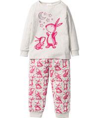 bpc bonprix collection Pyjama (Ens. 2 pces.) blanc lingerie - bonprix