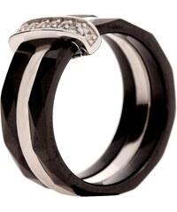 Ceraluxe Trinité Noir - Ring - schwarz