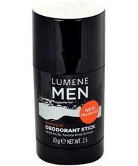 Lumene Men Motivate Deodorant Stick 70g Pánská tělová kosmetika M Pro ochranu proti pocení