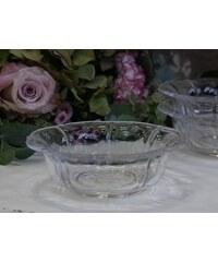 Chic Antique Skleněná miska Pearl Clear