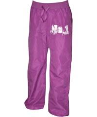 Bugga Dívčí kalhoty s bavlněnou podšívkou - fuchsiové