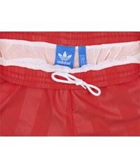 adidas Football Shorts lush red