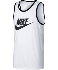 Nike Ace Logo Tanktop white/black