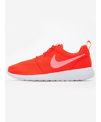 WMNS Nike Roshe One Total Crimson White