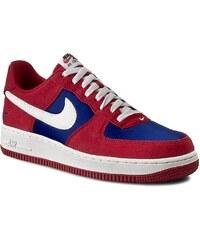 Schuhe NIKE - Air Force 1 488298 626 Gym Red/Sail-Deep Royal Blue