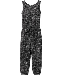 bpc bonprix collection Jumpsuit, Gr. 116-170 ohne Ärmel in schwarz von bonprix