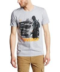 Tom Clancy's The Division Herren Tctd Civil Disorder Mens Grey T-Shirt