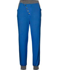 bpc bonprix collection Pantalon sarouel sweat longueur 7/8 bleu femme - bonprix