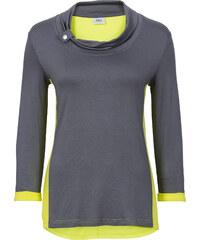 bpc bonprix collection T-shirt manches 3/4 gris femme - bonprix