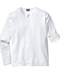 bpc bonprix collection T-shirt manches longues Regular Fit blanc homme - bonprix