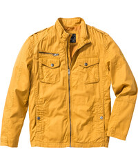 bpc bonprix collection Veste en coton Regular Fit jaune manches longues homme - bonprix