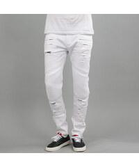 BLACK KAVIAR Gescape Pants white