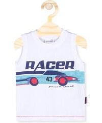 Coccodrillo - Dětské tričko 98-116 cm.