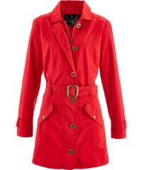 bpc bonprix collection Trench-coat rouge manches longues femme - bonprix