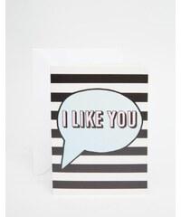 Jolly Awesome - I Like You - Carte - Multi