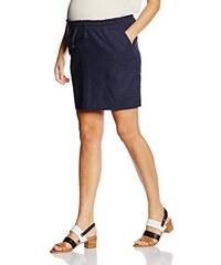 MAMALICIOUS Damen Umstands Rock Mlwinnie Linen Skirt