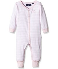 GANT Baby - Mädchen Body N.b. Striped Coverall