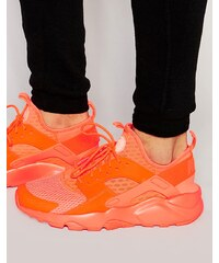 Nike Air - Huarache Run Ultra Br 833147-800 - Baskets - Orange