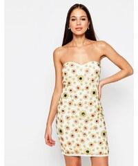 Virgos Lounge - Jourdan - Trägerloses Kleid - Weiß
