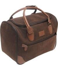 Cestovní taška Kangol Small hnědá
