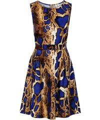 BODYFLIRT boutique Šaty v neoprenovém vzhledu bonprix