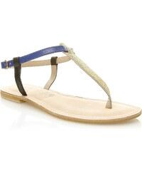 L'Atelier des Sandales Moka - Sandalen - blau