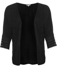 Triko dámské SoulCal Lace Kimono dámské Black