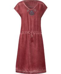 Cecil Knielanges Pailletten-Kleid - burnt henna red, Herren