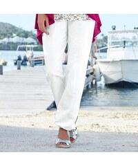Outdoor collection Blancheporte Pantalon lin coton