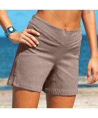 Beachwear Blancheporte Short toile stretch