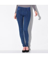 Extra Belle Blancheporte Caleçon gainant denim stretch