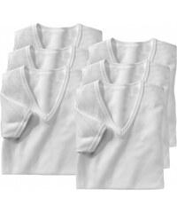Blancheporte Tee-shirt col V - lot de 6