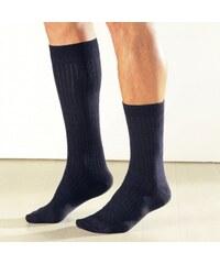 Blancheporte Mi-chaussettes 90% laine - lot de 2 paires