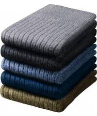 Blancheporte Chaussettes 90% laine - lot de 2 paires