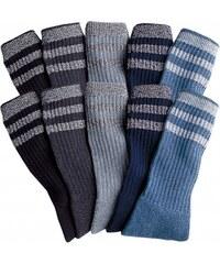 Blancheporte Mi-chaussettes tennis - lot de 10 paires