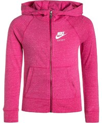 Nike Performance GYM VINTAGE Sweatjacke pink