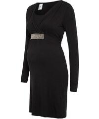 Mama Licious MLDALLAS TESS Jerseykleid black