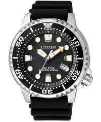 PROMO Montre Citizen Promaster Eco-Drive Diver's BN0150-10E pour Homme.
