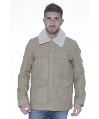 Béžové Elegantné Pánske bundy a kabáty - Glami.sk 676097e0bb8