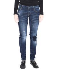 Dámské jeans Guess Jeans 62569 - Modrá / 34_L32