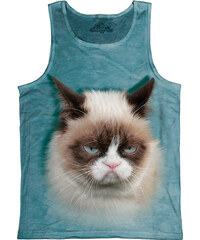 The Mountain Tanktop Grumpy Cat - XXL