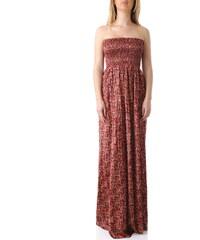 Dámské šaty Sexy Woman 63552 - UNICA / Oranžová