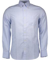 Pánská košile Gant 64671 - XL / Azurová