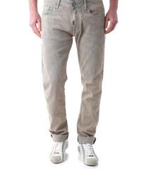 Pánské jeans Bray Steve Alan 64741 - Béžová / 36