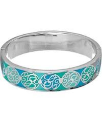 Guess Uptown girl - Bracelet manchette - vert