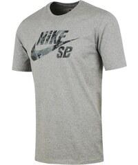 Pánské tričko Nike Sb Icon Camo Fill Tee