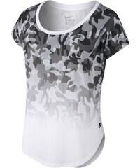 Dámské tričko Nike Tee-Signal Dip Dye Camo