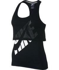 Dámské tílko Nike Prep Tank-Mesh