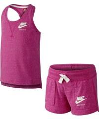 Nike dětská souprava Gym Vintage Tank Short Lg 728841-616