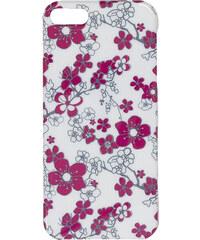 Lesara Schutzhülle für Apple iPhone 5/5s mit Print - Mehrfarbig - Leopard